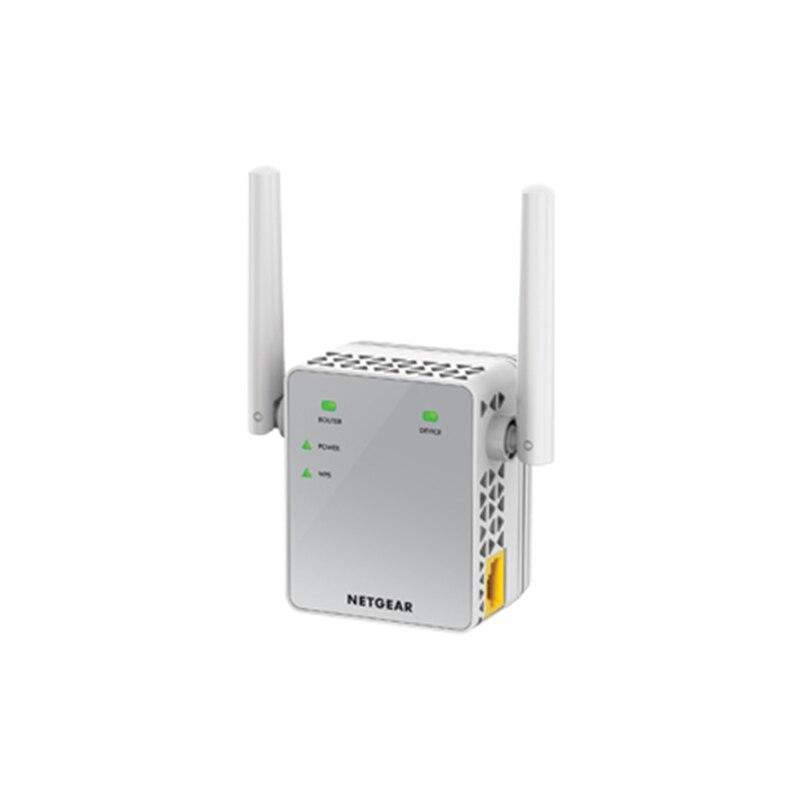 Netgear EX3700-100PES, 100 Mbit/s, 10/100Base-T(X), IEEE 802.11ac,IEEE 802.11b,11g,IEEE 802.11n,3u,