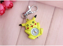 Pokemon Pikachu Bronze Quartz Analog Watch For Kids