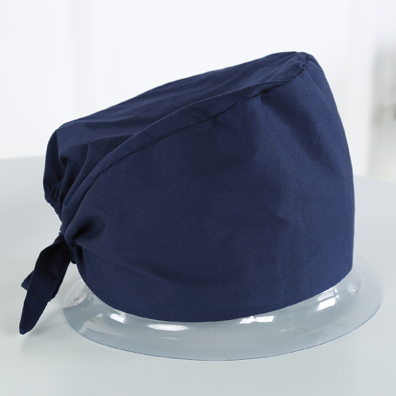 New Style Professional Medical Surgical Cap Operating Room Hats Doctor Nurse Skull Cap Pregnant Women Hat Cotton Free Shipping