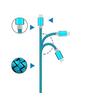 Image 3 - Byleen 金属プラグ Usb タイプ C 充電器サムスンギャラクシー注 8 9 S8 S9 プラス A9 スター A7 HTC u11 U12 + U10 寿命急速充電器
