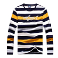Fashion New 2017 Brand Clothing Tace & Shark christmas sweater  Stripe Pullover Mens Sweater business style Shark Clothing XXXL
