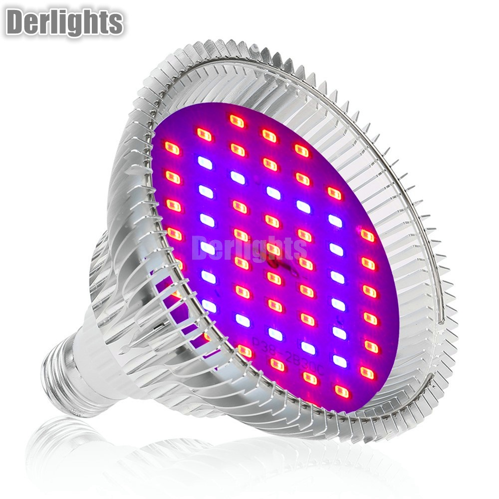 E27 Grow LED 24W/36W/58W Led Grow Lights Plant Lamp For Indoor Greenhouse Garden Plant Growth Flowering Hydroponics System
