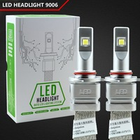 2pcs 9006 Led H4 Car Headlights 80w 10000lm HB4 Led Light Bulbs H1 H3 H7 H8