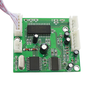 Image 4 - GHXAMP DSP הדיגיטלי Reverb לוח 16 סוגים אפקטים קוליים סטריאו קריוקי הדהוד מודול DC 5 V מיקסר מודול 1 pc