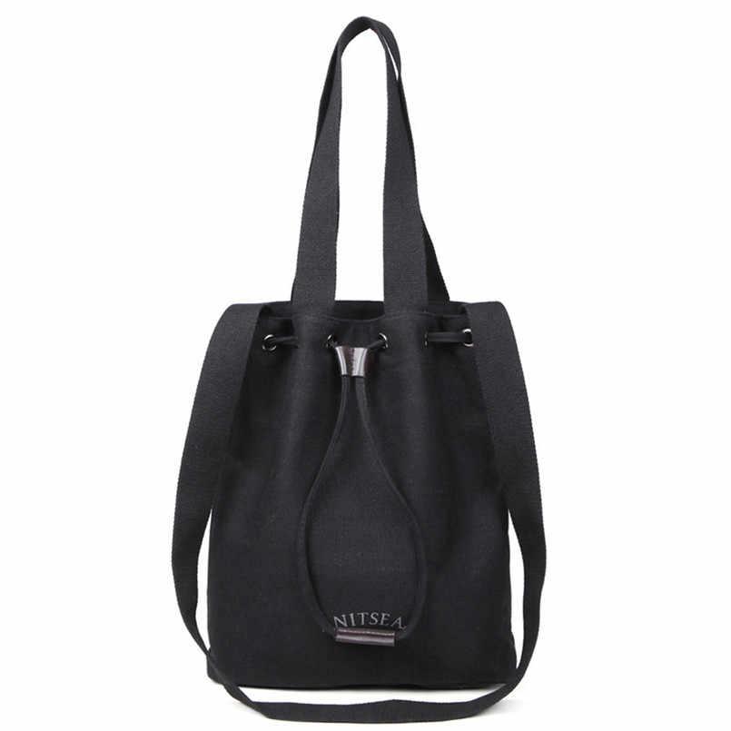1b28feee8e4f 2018 Новое поступление хозяйственные сумки женские модные сумки холщовые  сумки на плечо женские холщовые большие сумки