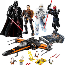 Star Wars First Order Poes X-wing Fighter Assembled Toy Building Block Children Toys Gift gift