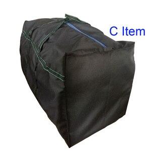 Image 2 - 대용량 카약 풍선 PVC 보트 스트랩 가방 물 스포츠 선체 운반 가방에 대 한 내구성 낚시 보트 스토리지 가방