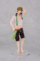 Anime Free! Eternal Summer Makoto Tachibana 1/8 scale PVC Action Figure Resin Collection Model Toy Gifts Cosplay