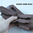 Cola Shaped Non-stick Chocolate Mold Silicone Moulds Ice Tray Jelly Pudding Forma Making Kitchen Pastry Bakeware Gadgets Tools