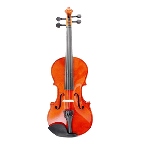 Image 3 - Size 3/4 Natural Violin Basswood Steel String Arbor Bow for Beginners