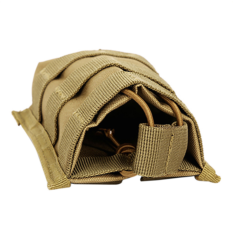 Outdoor Tactical Talkie Bags Molle Rifle Mag Pocket Sports Pendant Package for M4 M16 Pouch 5:56. 223 Magazine Pouches