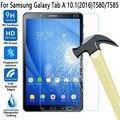 Закаленное Стекло для Samsung Tab A 10.1 (2016) T580 T585 Протектор Экрана для Samsung Tab A 10.1 (2016) T580 T585 Протектор Экрана