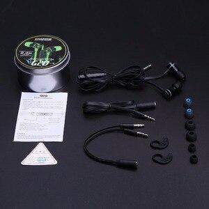 Image 5 - Małe Hammerhead G20 słuchawki gra PUBG douszne słuchawki z mikrofonem przewodowa magnetyczna izolacja akustyczna Stereo PK hammerh v2 pro