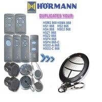 1 pièces pour Hormann hsm2 hsm4 868 mhz ouvre-porte de garage télécommande émetteur de remplacement
