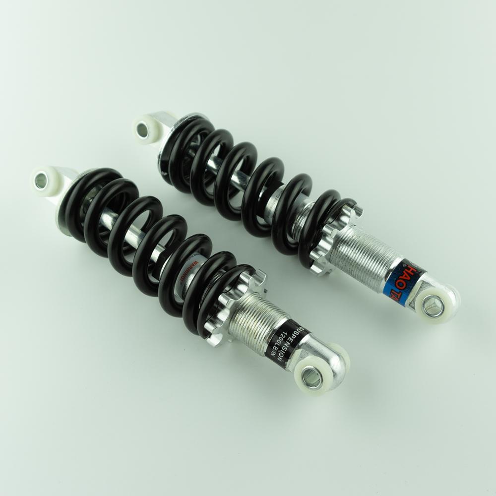 New MTB Bicycle Bike Rear Shock Adjustable Damping 1000LBS//IN 165mm Black