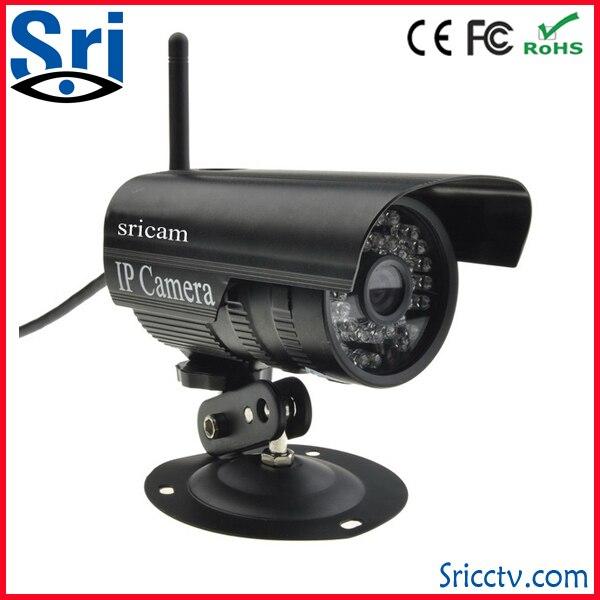 Пуля ИК Беспроводная Камера Наружного P2P IP Wi-Fi Камера Наружного, камеры видеонаблюдения