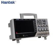 Hantek DSO4204C 4 Canali 200MHz 1GS/s Oscilloscopio Digitale 1CH Arbitrario/Funzione di Generatore di Forme Donda Oscilloscopio