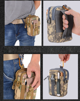 Tactical Molle Pouch 1