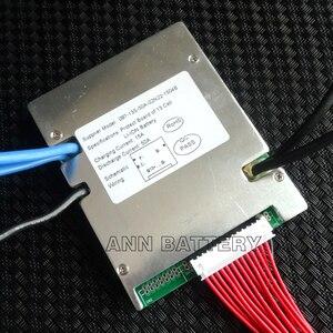 Image 1 - Li ion cellule 13S 48V 50A BMS pour 48V 30Ah 40Ah 50Ah lithium ion batterie courant de travail 50A 1500W 2000W avec fonction déquilibre