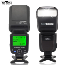 INSEESI IN-560IV PLUS Wireless Camera Flash Speedlite LCD Fill Light Universal Flash For Canon Nikon Olympus Pentax DSLR Cameras universal camera inseesi in 560 iv plus wireless flash or viltrox jy 680a flash speedlite with lcd screen for canon nikon pentax