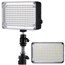 Aputure Amaran AL-H198C High Color Rendering CRI95+ LED Video Light for Canon / Sony DSLR Camcorder Camera
