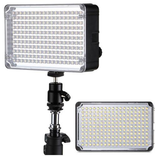 Aputure Amaran AL-H198C High Color Rendering CRI95+ LED Video Light for Canon / Sony DSLR Camcorder Camera