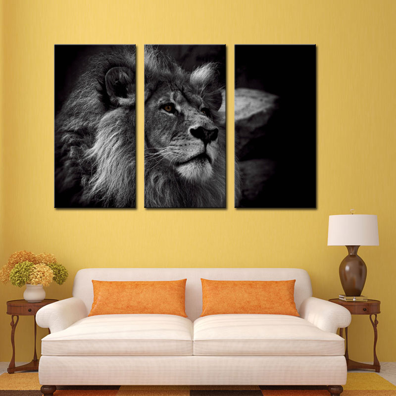 Dorable 3 Piece Black And White Wall Art Sketch - Art & Wall Decor ...