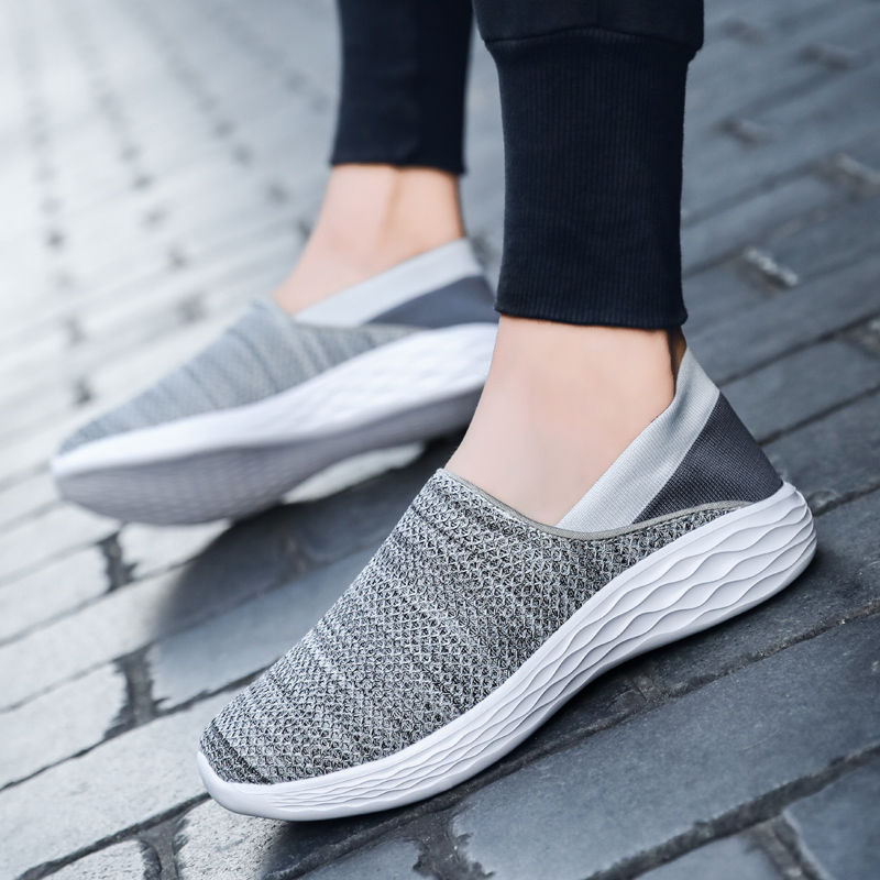 Women Shoes Flats Slip On Casual Flat Loafers Lady Platform Shoes  Comfort Breathable Mesh Sneakers Women Casual Female Footwear slip-on shoe