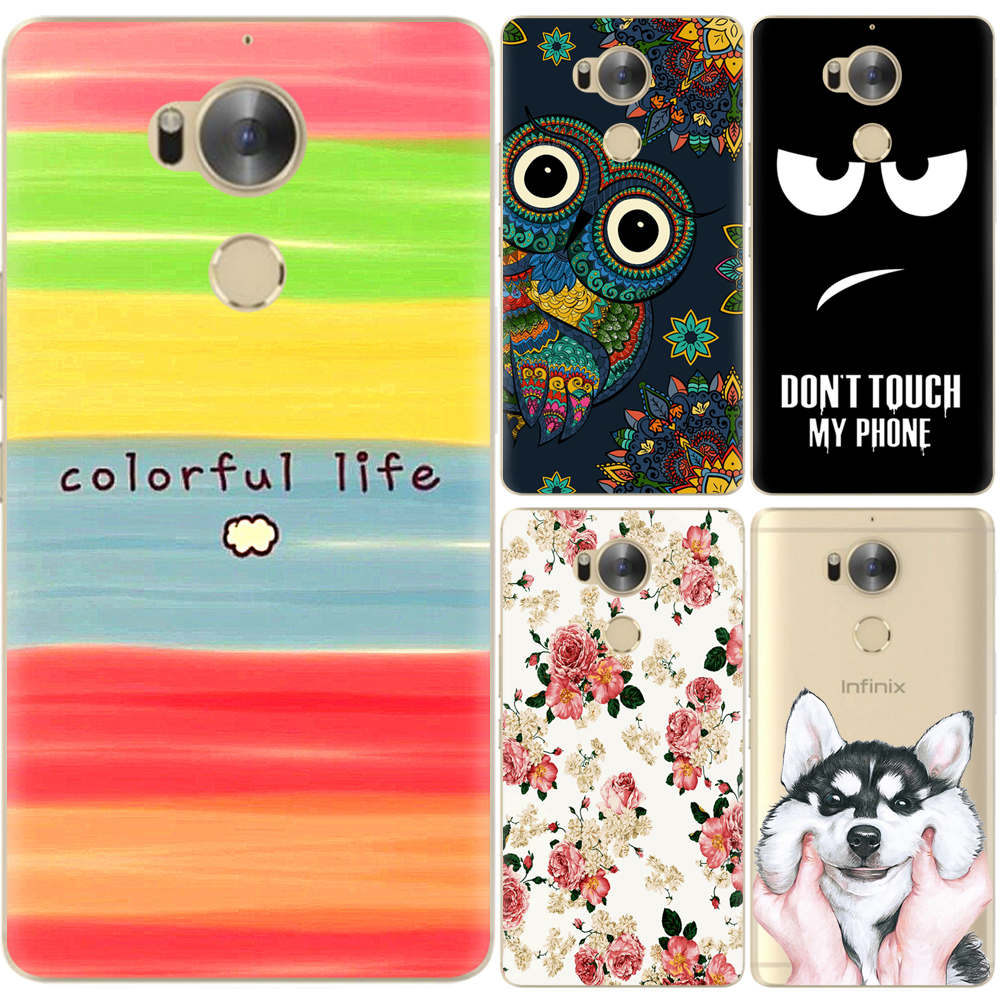 sports shoes 61de4 4768a US $0.99 20% OFF|New Arrival Phone Case For Infinix Zero 4+ plus X602  Zero4+ 5.98 inch Fashion Design Art Painted TPU Soft Case-in Fitted Cases  from ...