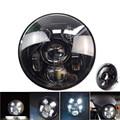 "For Harley Davidson Street 750 Led Headlight 5 3/4"" harley lamp led motorcycle headlight h4 led 5.75 inch harley sportster 883"