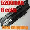 Laptop Battery For DELL For Inspiron 13R 14R 15R 17R M411R M501 M5010 N3010 N3110 N4010 N4110 N5010 N5030 N5110 N7010 N7110