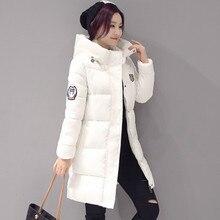 Mecebom Новые Длинные парки женские Для женщин зимнее пальто из толстого хлопка зимняя куртка Для женщин S Верхняя одежда Парки для Для женщин зимняя верхняя одежда