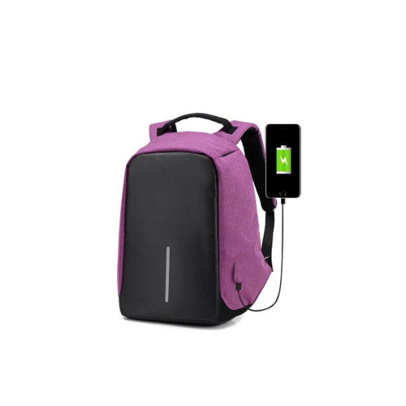 Waterproof mens Backpacks USB charging Anti-theft for Laptop 14Inch Notebook Computer Bags women Backpack School Rucksack