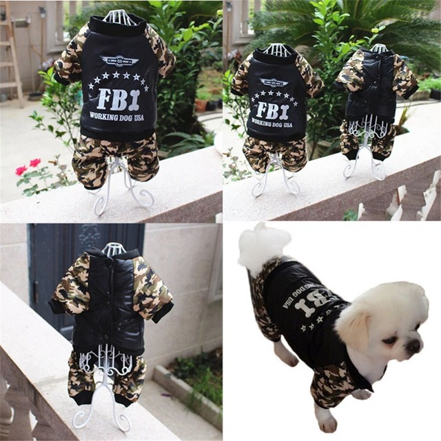 FBI Costume 2
