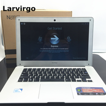 14 inch windows7/8 laptop Computer PC In-tel Celeron J1900 2.0GHZ Quad Core 8GB,64GB SSD,1TB WIFI HDMI WEBCAM Slim Ultrabook