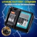 DC18RC быстрое литий-ионное зарядное устройство BL1830 BL1840 BL1850 для батареи Makita