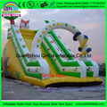 playground equipment outdoor giant water park equipment slide/giant inflatable water slide amusement rides for sale