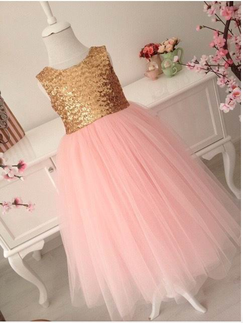 2017 New Girls sequins tutu dresses Baby Big Bow shining wedding and evening New Year Fashion Maxi Dress Children Clothes E17129  new hot sequins baby girls dress party gown tulle tutu bow heart shape dresses bridesmaid evening cute children dress