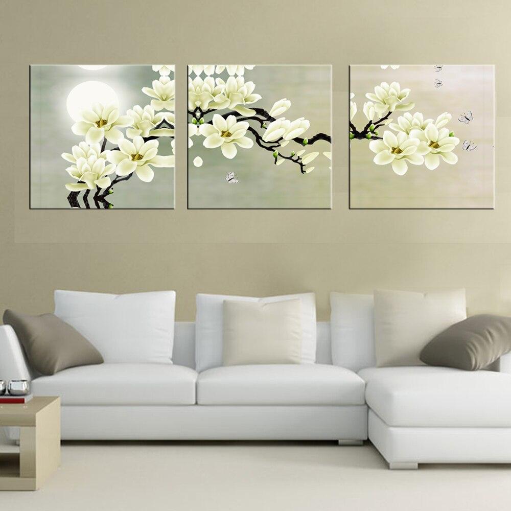 panel de pared del arte hd impresin de la lona impresiones de flores cuadros decoracion