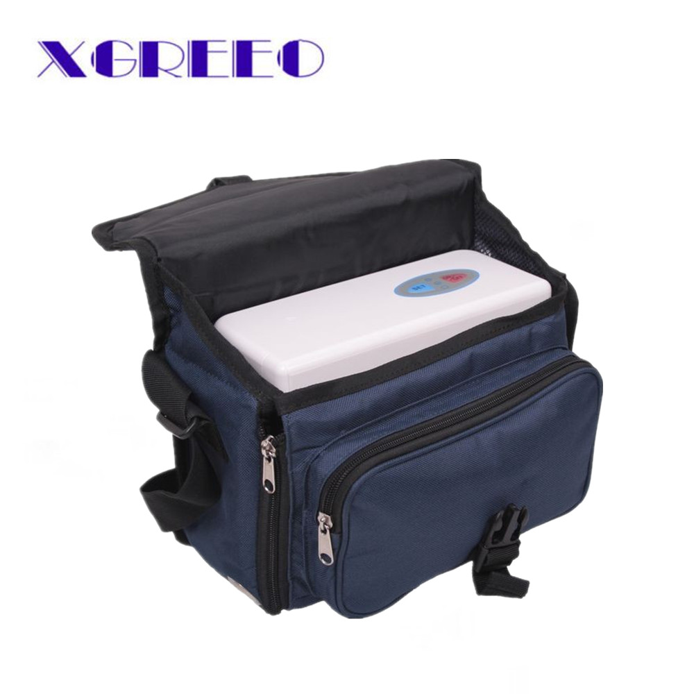 XGREEO Battery Operated Genuine Portable Oxygen Concentrator home travel with car recharger oxygen tankXGREEO Battery Operated Genuine Portable Oxygen Concentrator home travel with car recharger oxygen tank