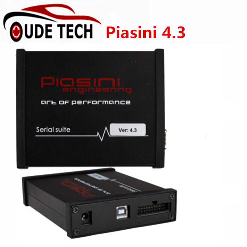 Professional Piasini Engineering V4.3 Master Version Serial Suite with USB Dongle ECU Chip Tuning Tool free shipping