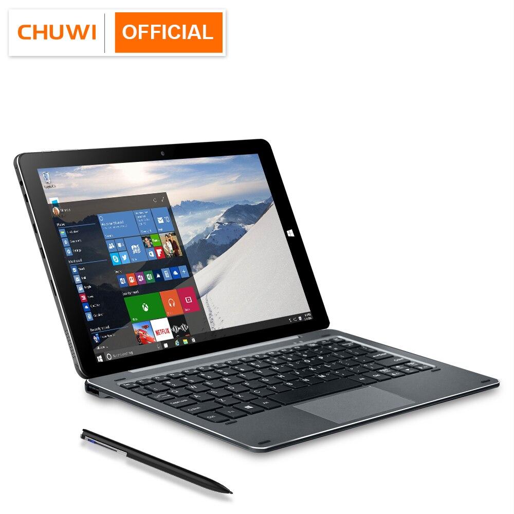 CHUWI Hi10 aire Intel Cherry Trail-T3 Z8350 Quad Core Windows 10 Tablet 10,1 pulgadas 1920*1200 4 GB de RAM 64 GB ROM tipo-C 2 en 1 Tablet