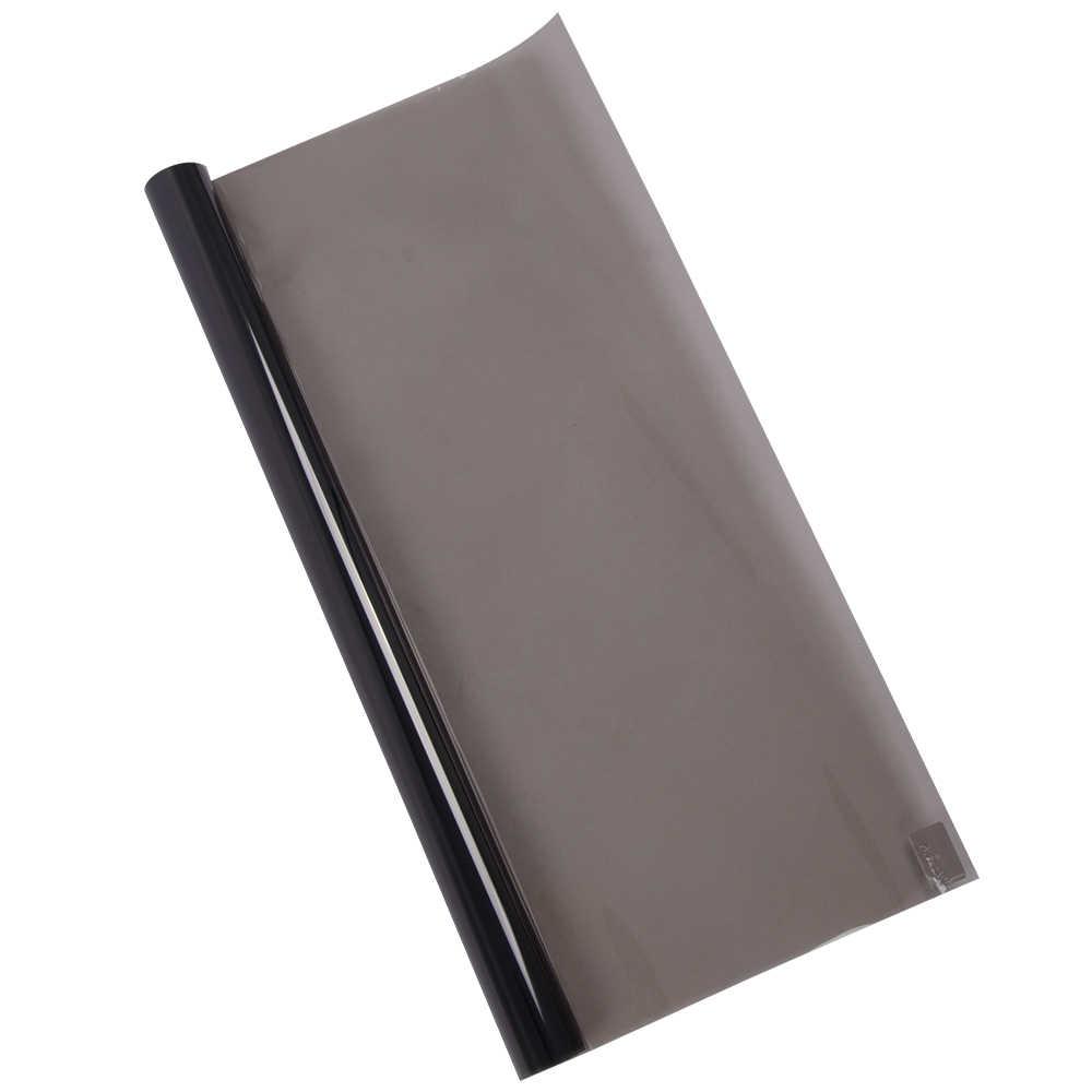 เสื้อกันหนาว sunice 5x100ft VLT50 % NANO เซรามิค SOLAR Tint สีดำรถฟิล์ม Anti-UV ป้องกันกระจกรถฟอยล์รถอุปกรณ์เสริม