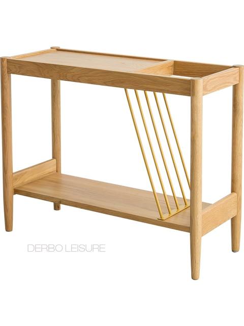Long Rectangle Side Sofa Table 6