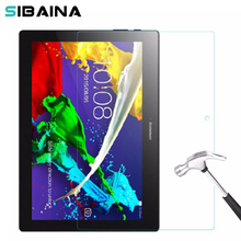 0.3mm For Lenovo Tab2 A10-30 A10-70F 10.1 Tempered Glass For Lenovo TB2 X30F X30M Screen Protector for Lenovo Tab3 10.1 X70F/N