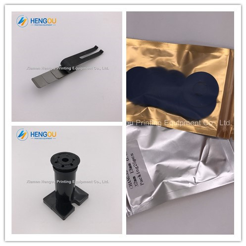10 pcs 66 028 110F sheet separator finger 6 pcs Man Roland 700 black sucker 100