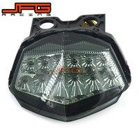 Motorcycle Integrated LED Tail Light Turn Signal Brake Light For KAWASAKI NINJA 250R 2008-2012 2008 2009 2010 2011 2012