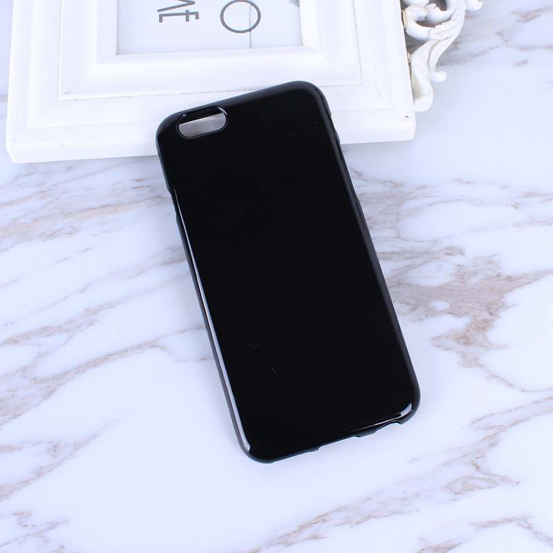 HTB1Sp0wePgy uJjSZSyq6zqvVXaM - FREE SHIPING Candy Color TPU Rubber Silicone Soft Gloss Phone Cases Back Cover For iPhone 6 6s 7 8 Plus 5 5s SE X JKP387