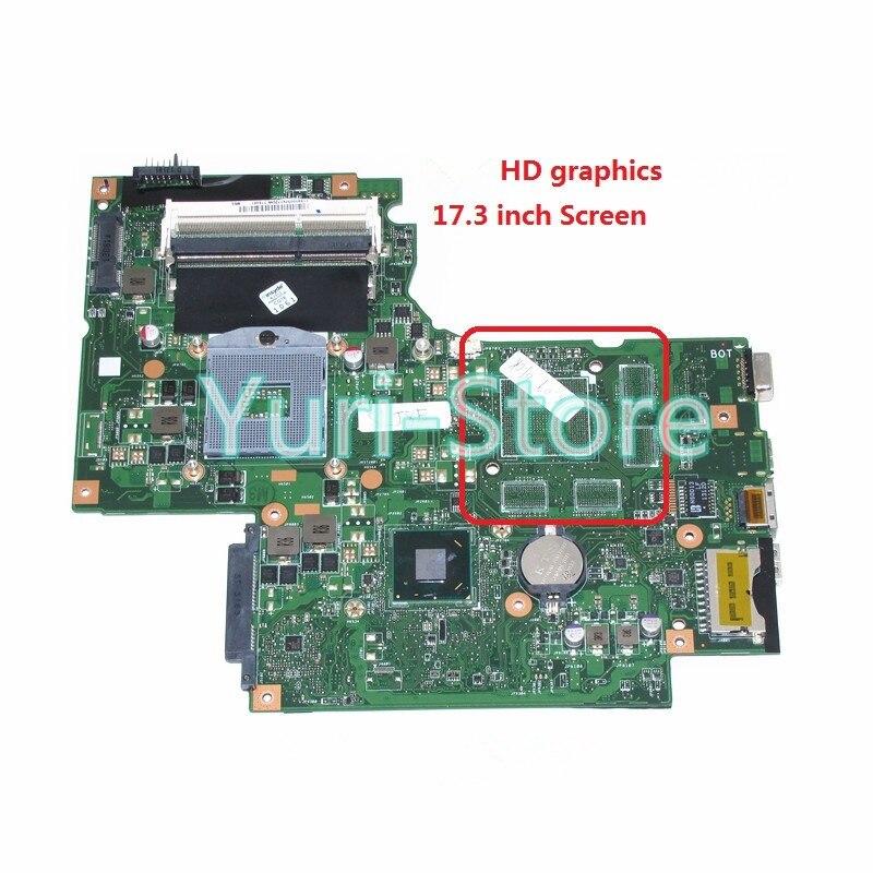 NOKOTION For lenovo thinkpad G700 motherboard 17.3 inch screen HM76 11S90003042 BAMBI MAIN BOARD REV 2.1 DDR3 SLJ8E lacywear s 76 iwa