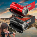 "2.7 ""TFT LCD 16MP Цифровая Камера HD 720 P Фото Видеокамера 16X Зум С защитой от сотрясений DV LED Заполняющий Свет Non-touch Дешевые Камеры"